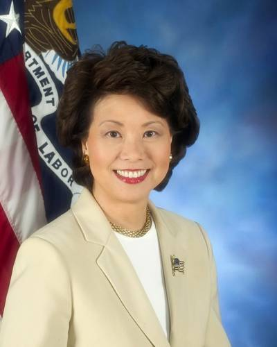 Elaine L. Chao (Photo courtesy of  AAPA)