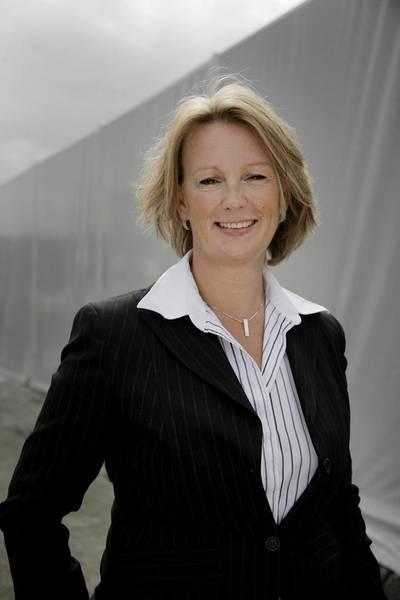 Elisabeth Tørstad, CEO in DNV GL - Oil & Gas.