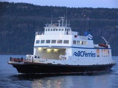 BC Ferries MV Tachek