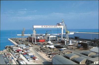Fincantieri's Ancona yard (Photo courtesy of Fincantieri)