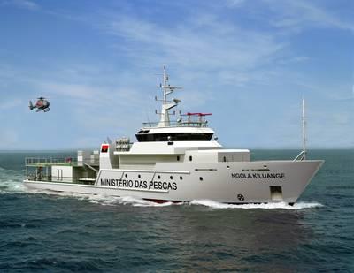 Fishery Inspection Surveillance Vessel (FISV) 6210