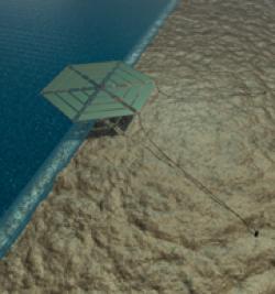 Floating Solar Field: Image credit DNV