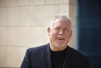 Frank Coles, CEO Wallem