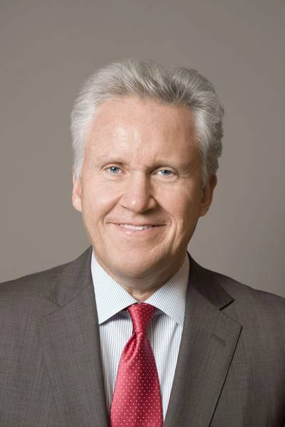 General Electric Co Chief Executive Jeff Immelt