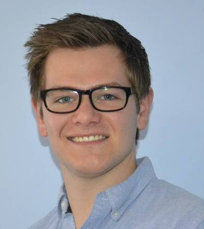 George Davis, newly appointed Mechanical Engineer at Offshore Systems