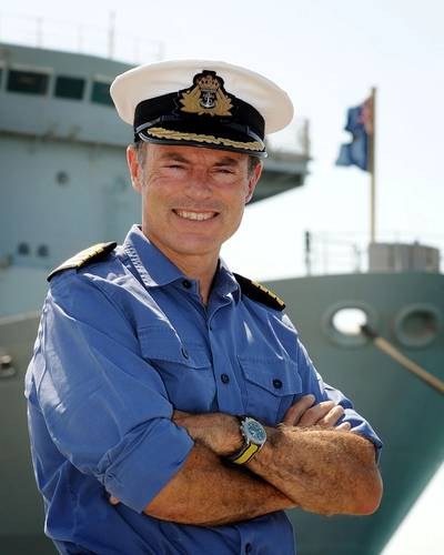 Gerry Northwood OBE, COO of GoAGT