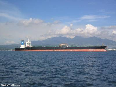 Grace 1 remains impounded, not because of its flag but because it was suspected of taking oil to Syria in breach of EU sanctions, an allegation that Iran denies. Image Credit: © MarineTraffic.com