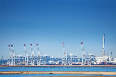 The port of la Havre (CREDIT: Adobestock / © Sergey Novikov