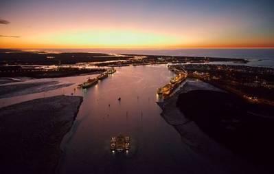 Pic: Port of Port Hedland