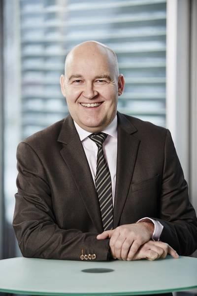 Henrik Hansen (Photo courtesy: Group HR)