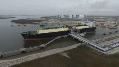 File Image: Cheniere's Sabine Pass, Texas LNG Facility. (CREDIT: Cheniere)