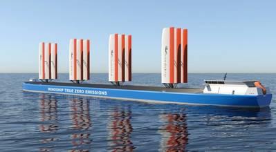 Image courtesy Windship Technology
