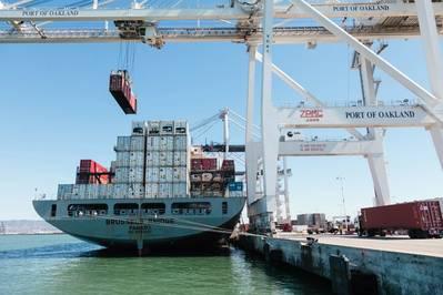 File Image (CREDIT: Port of Oakland)