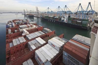 File Image (CREDIT: Port of Rotterdam / Freek van Arkel)