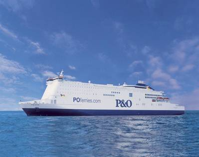 File Image: A P&O Ferry / Credit P&O