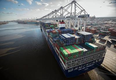 Image: Georgia Ports Authority