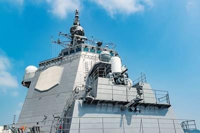 File Image: A Japanese naval asset. CREDIT: AdobeStock / © JP Aaron