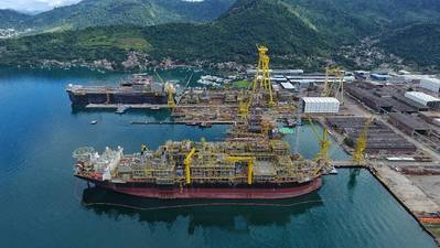 Image: Keppel Offshore & Marine