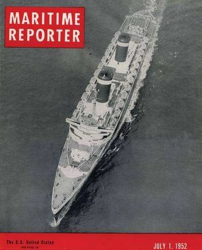 (Image: Maritime Reporter & Engineering News)