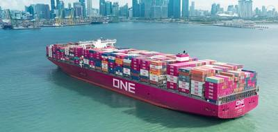 Image: Ocean Network Express (ONE)