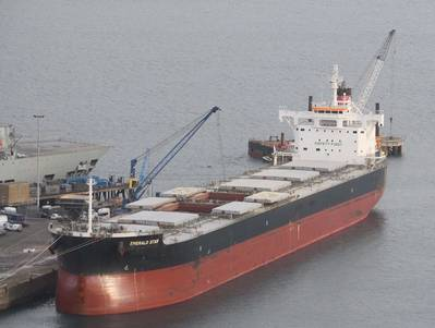 file image (Port of Portland, UK)