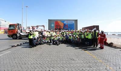Image: Port of Salalah