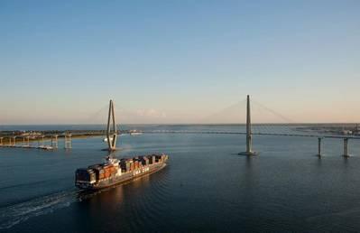 Image: South Carolina Ports Authority