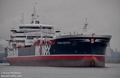 File Image of the Stena Impero (CREDIT: MarineTraffic.com / © Erwin Willemse
