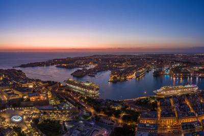 Image: Valletta Cruise Port