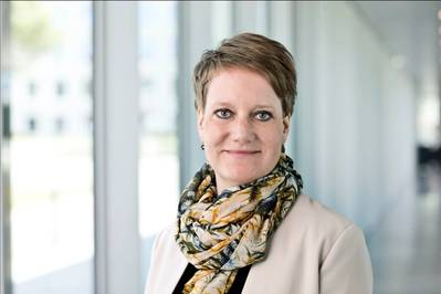 Ingrid Uppelschoten Sneldewaard, Svitzer's new COO as of December 1, 2020. Source: Svitzer A/S