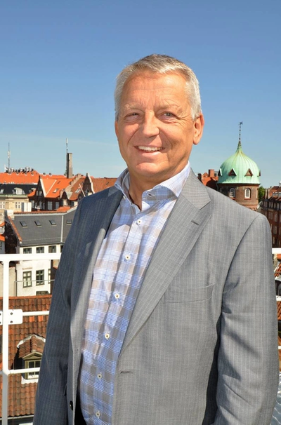 Interferry chairman John Steen-Mikkelsen (Photo: Interferry)