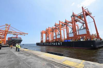 Pic: International Container Terminal Services, Inc.