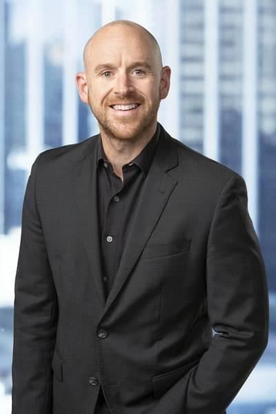 Sean James Butler (Photo: Dan-Bunkering)