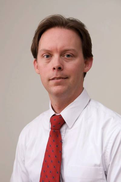 Johan Roos, Interferry's executive director