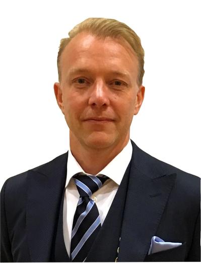 Johan Ehn (Photo: GAC Sweden)