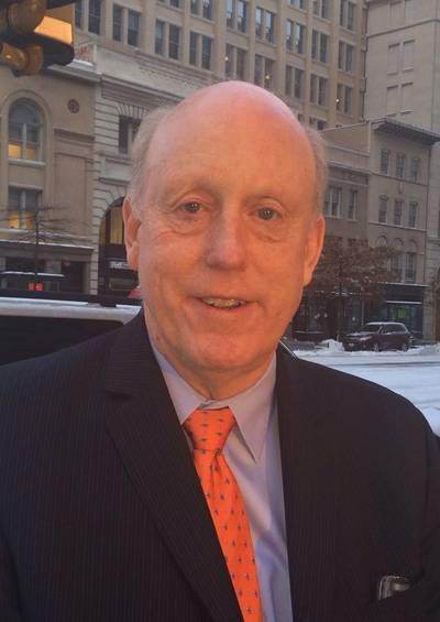 Rod Jones: Photo credit CSL Group