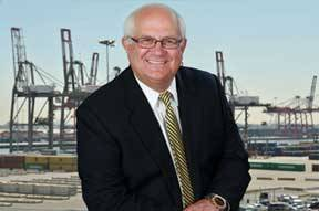 Joseph C. Curto, President of the New York Shipping Association