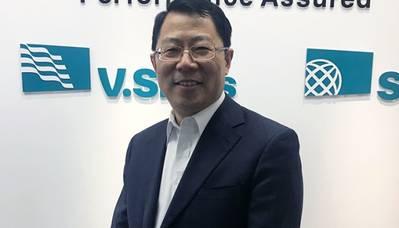Junshan Zou (Photo: V.Group)