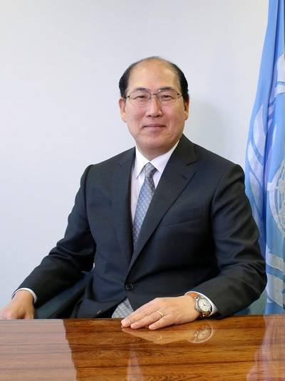 Kitack Lim (Photo courtesy of Nor-Shipping)