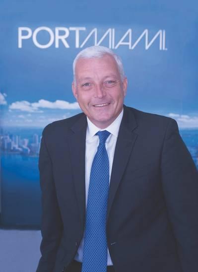 Juan Kuryla (Photo: Florida Ports Council)