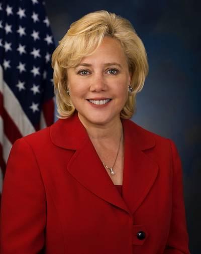 Sen. Mary L. Landrieu: Official photo