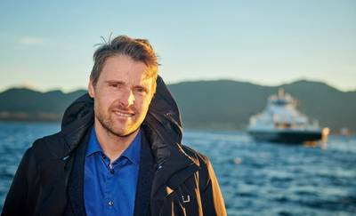 Geir Larsen will take over as the new Managing Director of Norwegian Electric Systems and will further develop the company's position in energy design and smart control as part of the green shift. Photo: NES