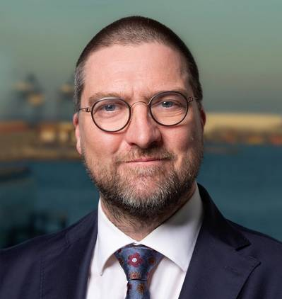 Lasse Carøe Henningsen, 46, will become the new Chief Financial Officer (CFO) at Hamburg Süd