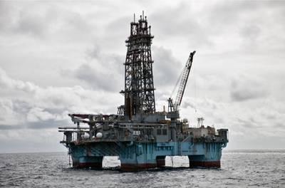 'Maersk Deliverer': Photo credit Maersk Drilling
