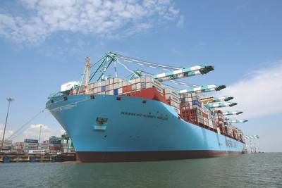 Maersk Mc_Kinney Moller (Photo courtesy Maersk)