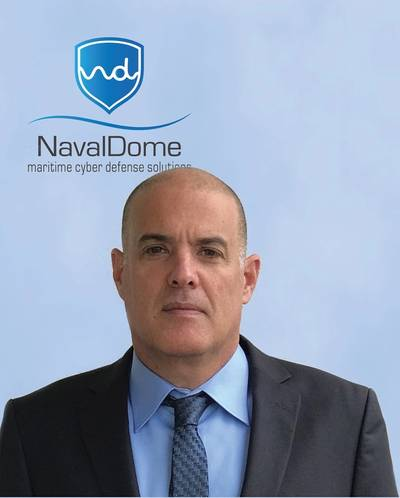 """The maritime industry is just not prepared for terrorists to use ships in the same way that they were able to infiltrate the civil aviation sector,"" said Itai Sela, Naval Dome's CEO. ""As a $4 trillion industry responsible for transporting 80% of the world's energy, commodities and goods, any activity that disrupts global trade will have far reaching consequences."" Photo: Naval Dome"