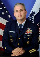 Master Chief Petty Officer Steven W. Cantrell