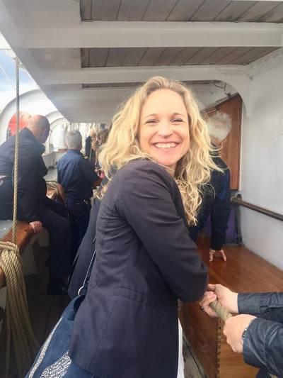 Pia Meling, president of WISTA Norway (Photo: WISTA)