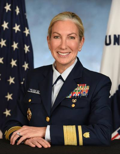 Rear Adm. Melissa Bert (Photo: USCG)