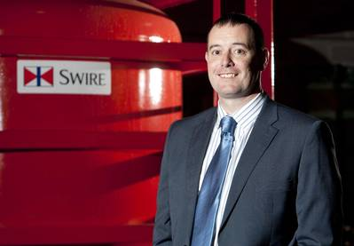 Michael King, SWIRE UK Operations Director.